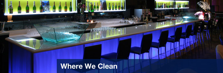 Cleaners in Bristol, Birmingham, Exeter and Swindon